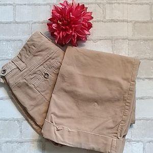 Tan Corduroy Pants sz 4